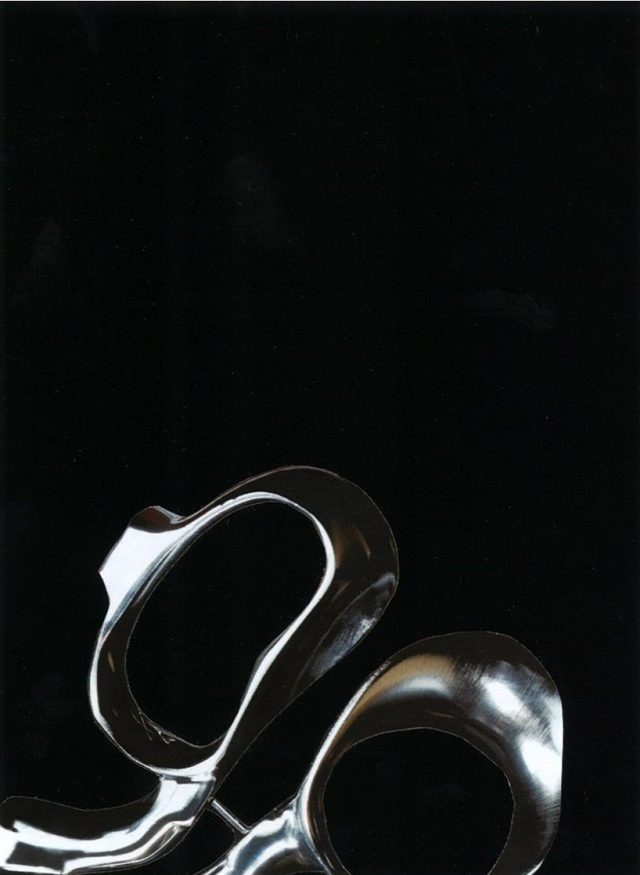 L'hritière du trocadéro – Ciseaux